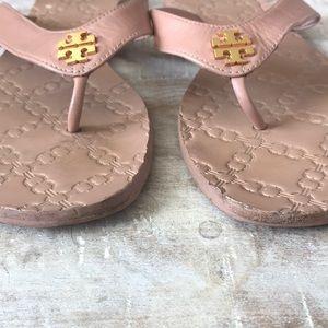 cf157ce05 Tory Burch Shoes - Tory Burch Monroe Flip Flop  Light Makeup  9.5